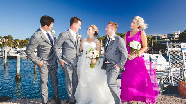 The Wedding of Belinda & Richard